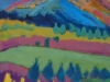 Late Summer in the Cascades I SOLD