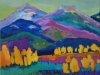 Late Summer in the Cascades III SOLD