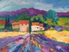 Luberon Lavender Field