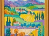 The Provencal Alps SOLD